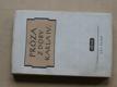 Próza z doby Karla IV. usp. Velikovský (Sfinx 1948)