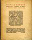 Nova et Vetera 1920 - sbírka 35.