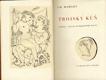 Trojský kůň  román - satira na homérský motiv