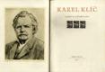 Karel Klíč - vynálezce hlubotisku  sborník k 30. výročí úmrtí (1841-1926)