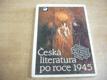 Česká literatura po roce 1945. Učebnice lite