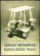 Základy mechanisace kancelářské práce