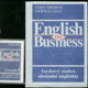 Kazeta a učebnice English on Business