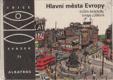 Hlavní města Evropy (ilustrace Ivana Lomová)