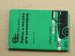 Paliva a maziva pro automobily (SNTL 1973)