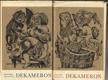 Dekameron I,II (komplet v dvoch knihách)