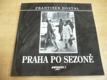 Praha po sezoně fotografická publikace