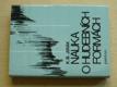 Nauka o hudebních formách (1985)