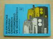 Elektrické zapojení osobních automobilů ve schématech (1984)