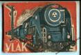 Vlak - kniha pro malé děti