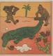 Krokodýl a opice