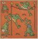 Skákající žáby