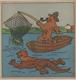 Kocour rybář