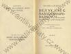 Dějiny nauk národohospodářských (2 svazky)