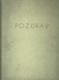 Pozdrav - almanach poézie na rok 1942