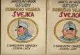 Osudy dobrého vojáka Švejka / 2 svazky / I - IV