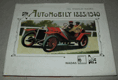 Automobily 1885/1940