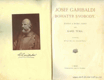 Josef Garibaldi - Bohatýr svobody