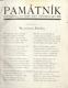 Památník Světozora na osmý slet všesokolský 1926