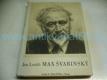 Max Švabinský, Náčrt k monografii