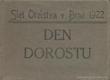 Slet orelstva v Brně 1922