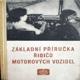 Základní příručka ridičů motorových vozidel