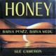Honey, barva peněz barva medu