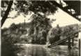 Stráž nad Nežárkou - Pohled od mostu