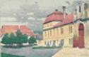 Litomyšl - Rodný dům  Bedřicha Smetany