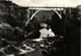 Bechyně - Most přes Lužnici z r. 1928