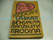 Moderní láska a sexualita, manž