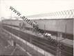 Stavba skladu PVC. Zedníci na stavbě