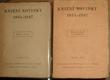 Knižní novinky 1935-1947, díl I. A-N, díl II. O-Ž a rejstříky