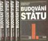 Budování státu -  Komplet 4 svazky
