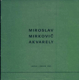 Miroslav Mirkovič - Akvarely