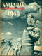 Kalendář Rudého práva a Svobody 1949