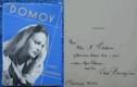 Domov - 1936 - autorské věnování