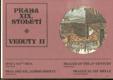 Praha XIX. století. Veduty II