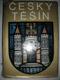 Český Těšín 50 let městem