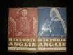 Historie Anglie I-II (1937)
