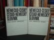 Němesko-český a česko-německý slovník