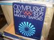 Olympijské hry 1972 Mnichov, Sapporo