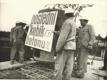 Dělníci na Stavbě silnic a železnic