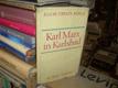 Karel Marx v Karlových Varech - německy