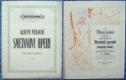 Album melodií Smetanovy opery pro sólové housle