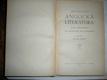 ANGLICKÁ LITERATURA doby nejnovější od Dickense až k Shawovi