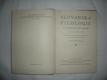 Slovanská filologie na Karlově universitě v letech 1918-1929