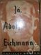 Já, Eichmann ...