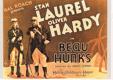 LAUREL AND HARDY BEAU HUNKS