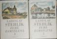 Země zamyšlená 1, 2 a 3 (jižní Čechy)